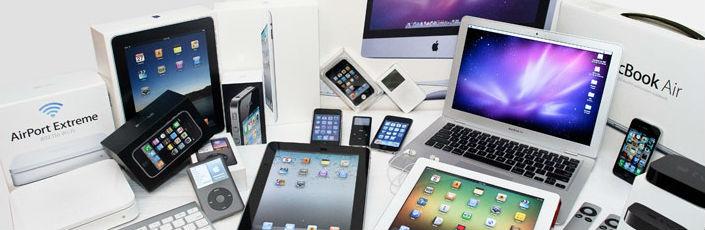 ремонт apple техники в